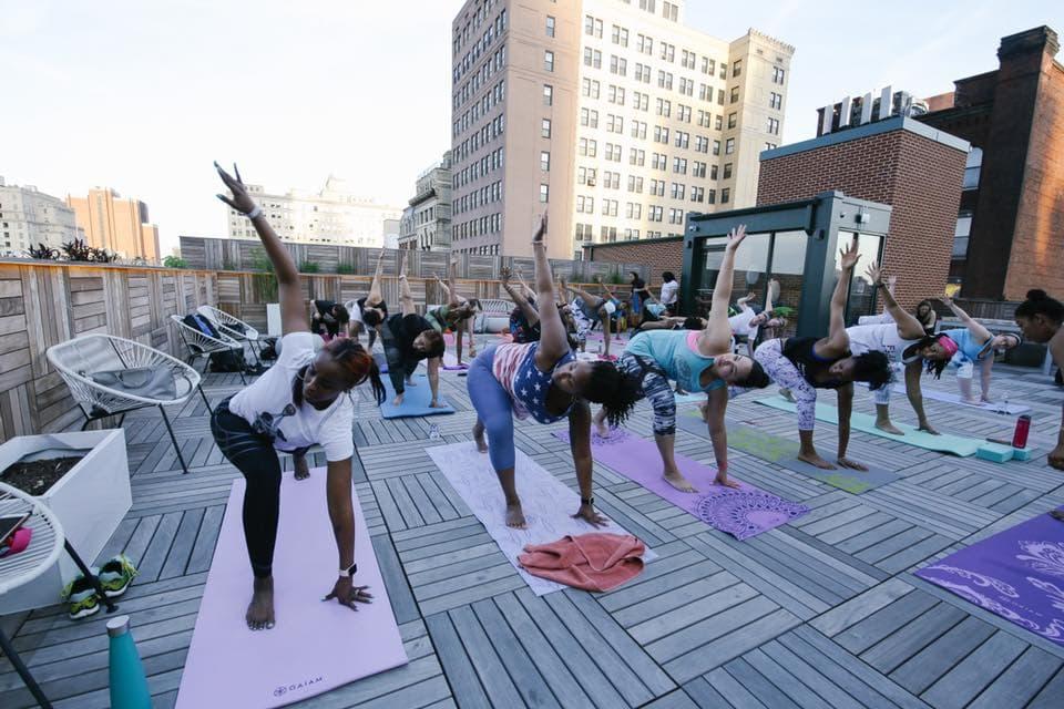 yoga self-care